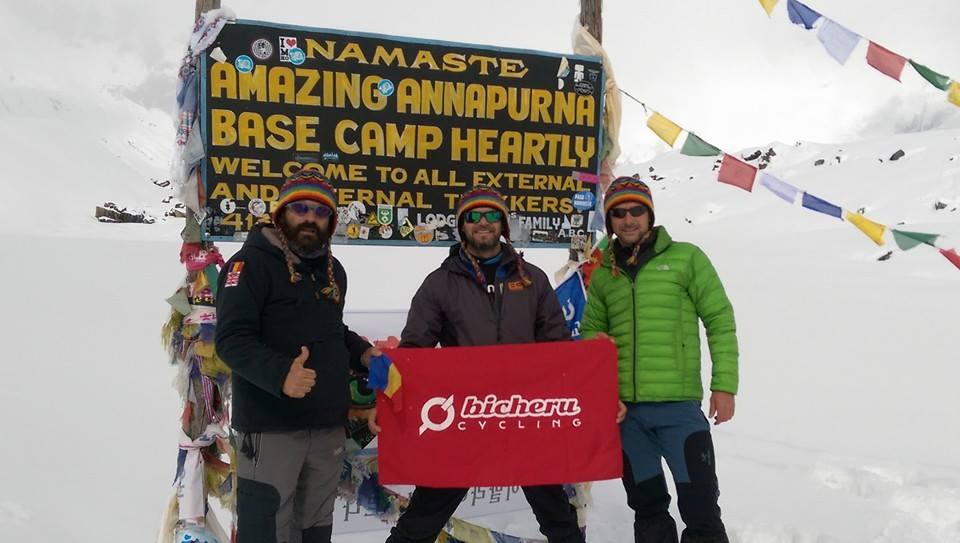 Annapurna Base Camp, 4130m